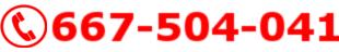 Gunar usługi sprzątające nr telefonu 667-50-40-41